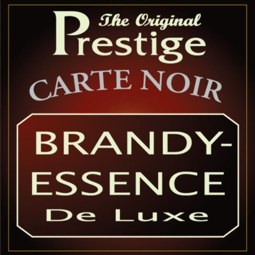 Carte Noir Deluxe Brandy 20ml Prestige Essences