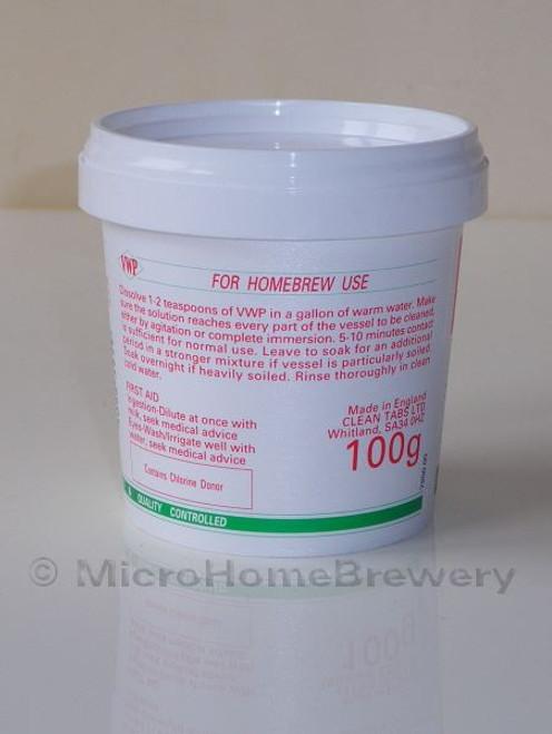 VWP Steriliser Cleaner 100g