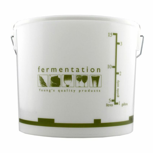 15L Fermenter Vessel Bucket