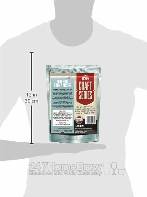 Mangrove Jacks Pure Malt Extract 1.2kg Enhancer