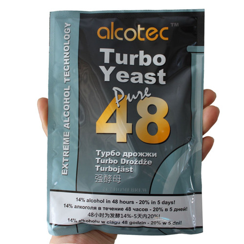 Alcotec 48 Turbo Yeast & TurboKlar
