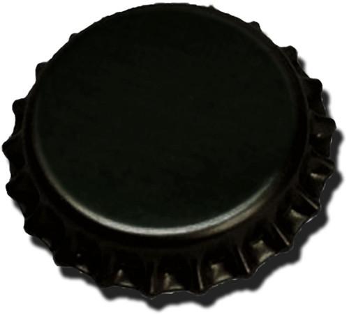 Crown Caps BLACK 40 pack