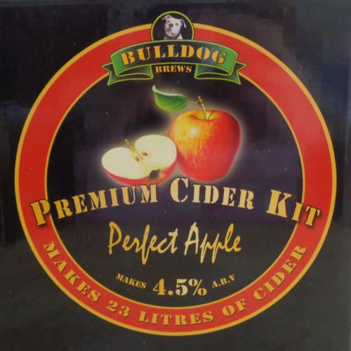 Bulldog Brews Perfect Apple Cider Kit