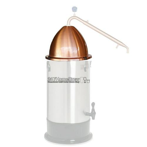 Still Spirits Pot Still Copper Dome Top (1.6kg)