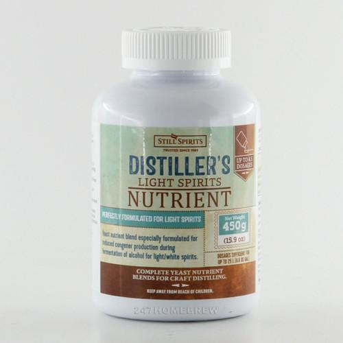 Still Spirits Distillers Nutrient Light Spirits 450g up to 4.5 Doses