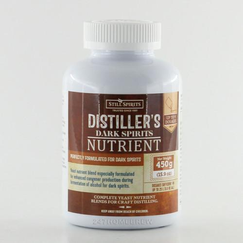 Still Spirits Distillers Nutrient Dark Spirits 450g up to 9 Doses