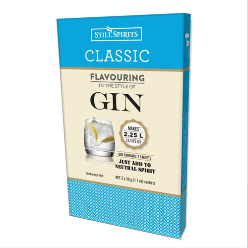 3x Still Spirits Classic Gin bundle Blue Jewel, Gin and London Gin makes 6.75L