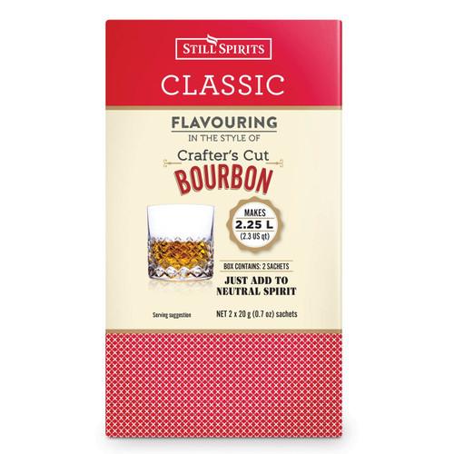 Still Spirits Classic Crafters Cut Bourbon Kentucky Style Essence Makes 2.25L