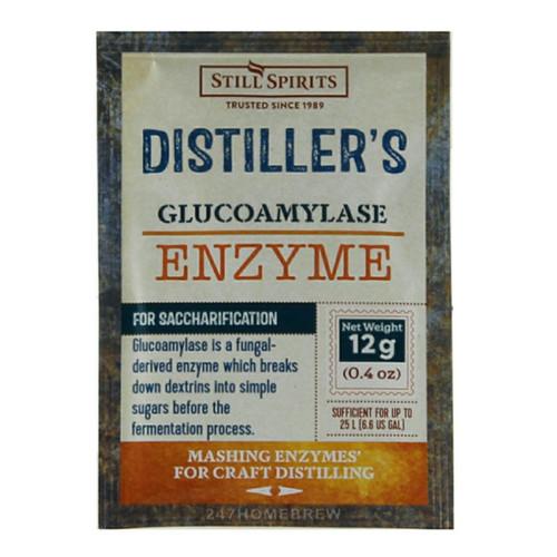 Still Spirits Distillers Glucoamylase Enzyme 12g for 25L Gluco-Amylase