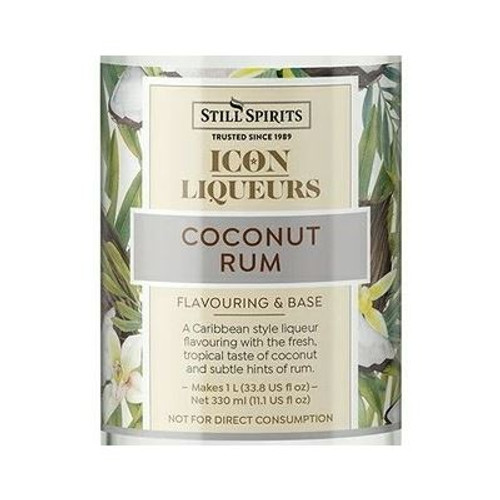 Still Spirits Coconut Rum Icon Top Up Liqueur Kit Essence Flavouring