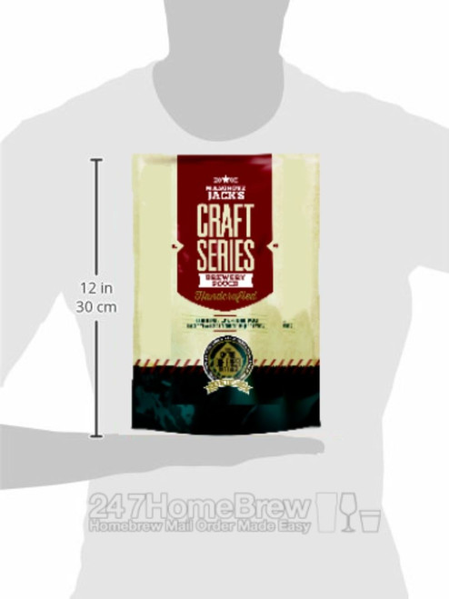 Mangrove Jacks Pink Grapefruit IPA Craft Beer Kit Pouches 23L 5.7% ABV