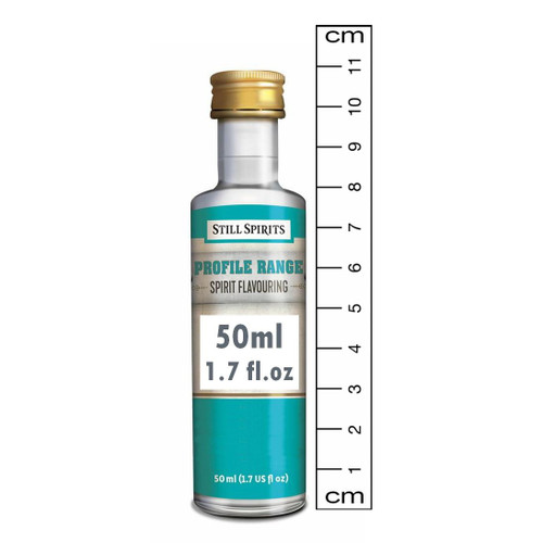 Still Spirits Cinnamon and Cardamom Gin Profile 50ml Flavouring Notes