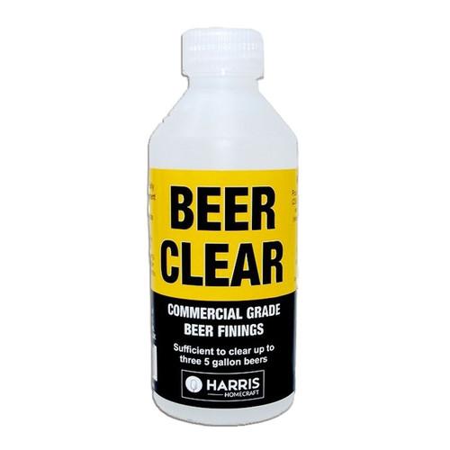 Harris Beer Clear Liquid Finings 240ml Commercial Grade Beer Finings