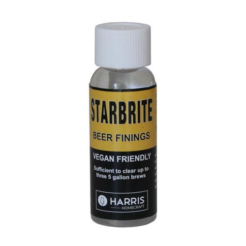 Harris Starbright Vegan Liquid Beer and Cider Finings 30ml