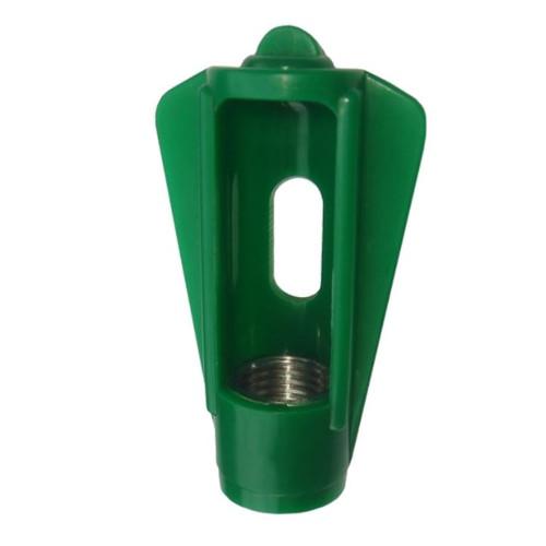 CO2 Bulb Holder Plastic for 8g Gas Capsules Threaded