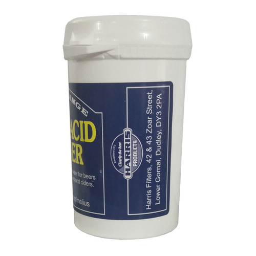 Harris Lactic Acid 50ml aids Malo-Lactic Fermentation and increases acidity.