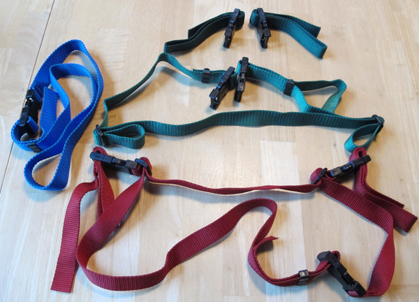 Harness replacement parts (Contact us for pricing)