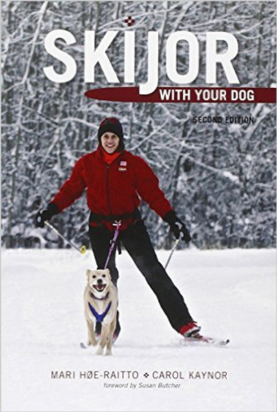 Skijoring with your dog