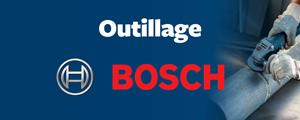 Outillage Bosch