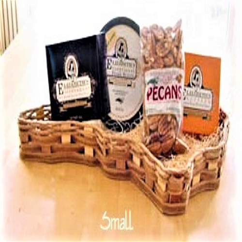 NC Pecan Basket Assortments-Small
