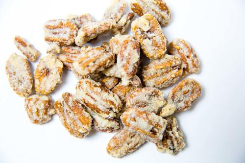 Mandarin Honey Flavored Pecans