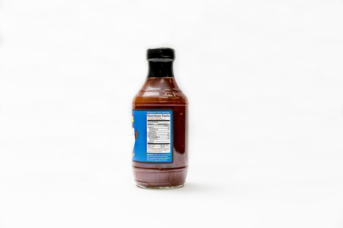 No Naked Meat Carolina Style BBQ Sauce