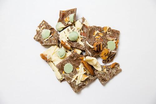 Elizabeth's Enchanting Mint Bark Bites