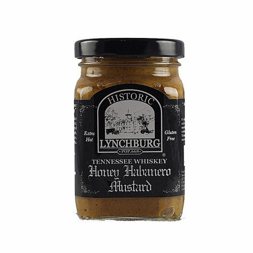 Historic Lynchburg Honey Habanero Mustard