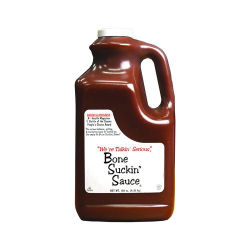 Bone Suckin' Sauce Gallon