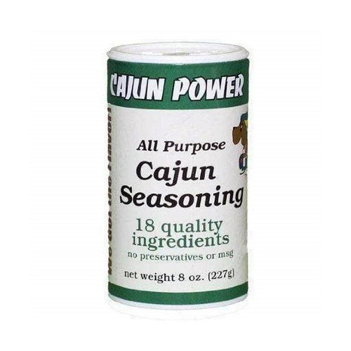 Cajun Power All Purpose Seasoning