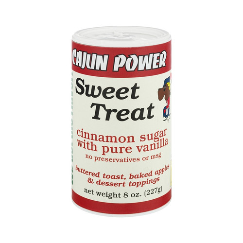 Cajun Power Sweet Treat