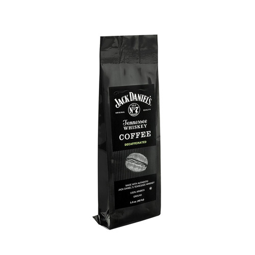 Jack Daniel's Tennessee Whiskey Ground Decaf Coffee