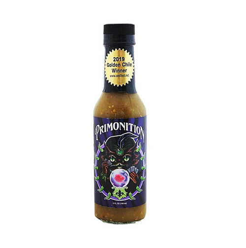 Primo Peppers Primonition Hot Sauce