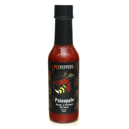 PexPeppers Painapple Hot Sauce