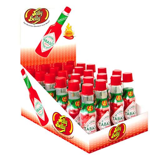 Tabasco Jelly Beans (Case)