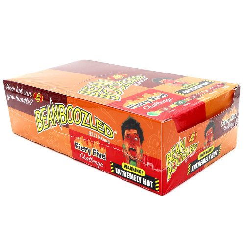 Jelly Belly BeanBoozled Fiery Five Challenge Case