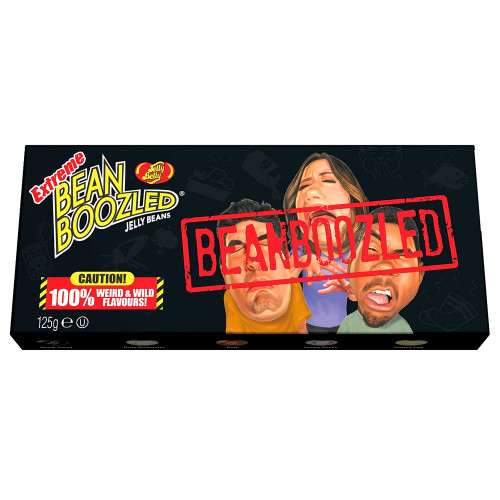 Jelly Belly Extreme BeanBoozled Jelly Beans