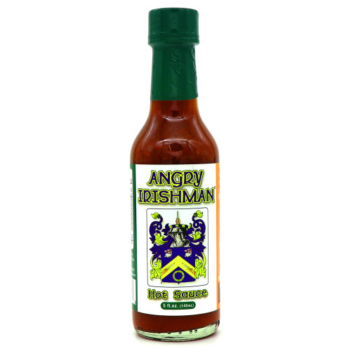 Angry Irishman Original Hot Sauce