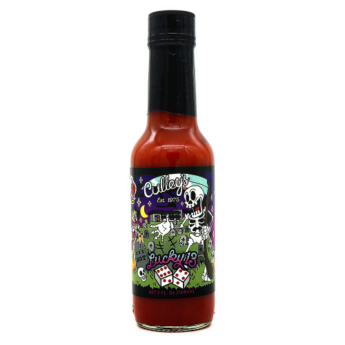 Culley's Lucky 13 Hot Sauce