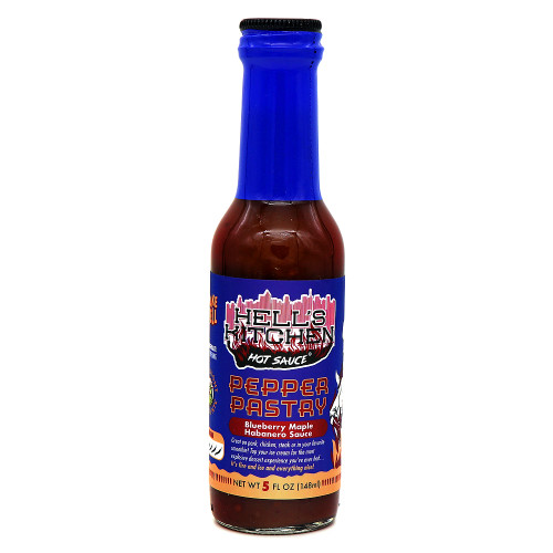 Hell's Kitchen Pepper Pastry Hot Sauce
