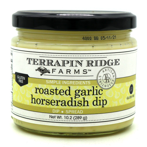 Terrapin Ridge Farms Roasted Garlic Horseradish Dip