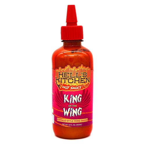 Hell's Kitchen King of the Wing Sauce