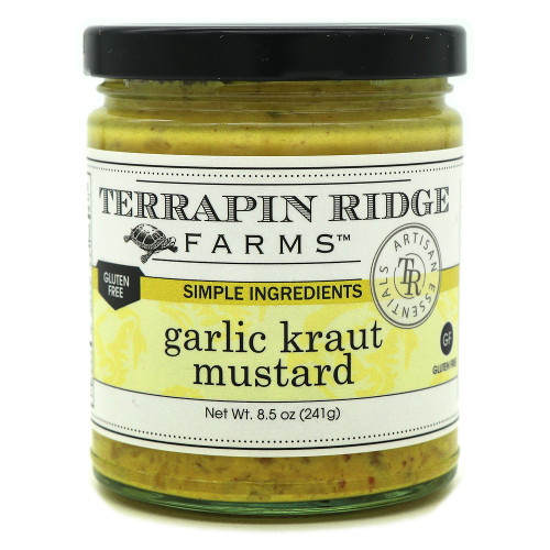 Terrapin Ridge Farms Garlic Kraut Mustard