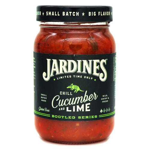 Jardine's Chill Cucumber and Lime Salsa