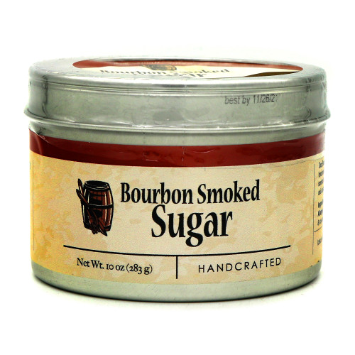 Bourbon Barrel Bourbon Smoked Sugar