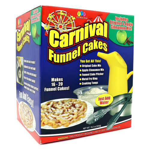 Dean Jacob's Carnival Funnel Cakes