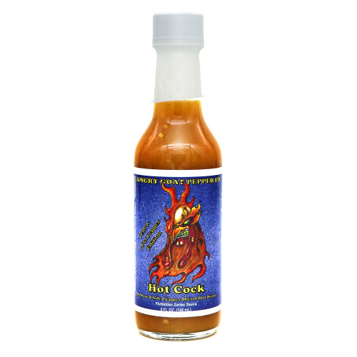 Angry Goat's Hot Cock Hot Sauce