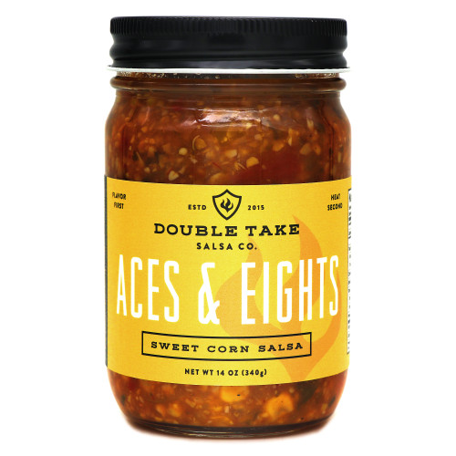 Double Take Aces & Eights Salsa