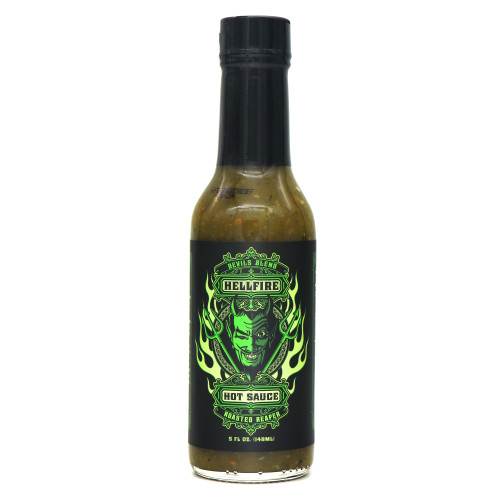 Hellfire Devil's Blend Hot Sauce
