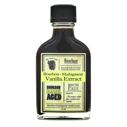 Bourbon Barrel Vanilla Extract